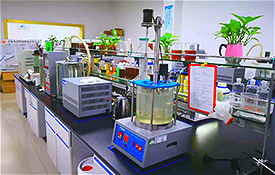 液压油实验室