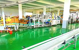 液压油生产区